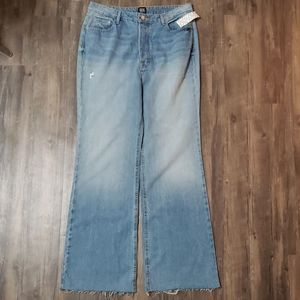 NWT button fly high waist BDG jeans